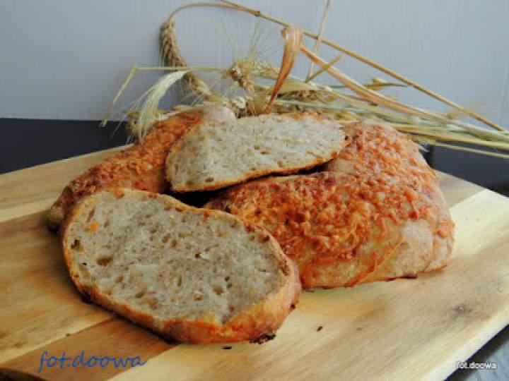 Bułki na zakwasie z serem