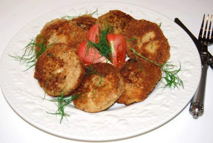 Kotlety z mięsa gotowanego