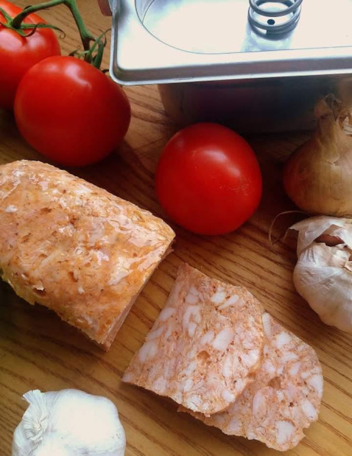 Domowa szynka drobiowa / Homemade Chicken Ham