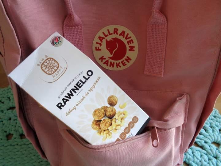 Rawnello- orzechowy sposób na szkołę