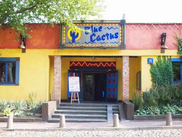 Blue Cactus – najstarszy Tex Tex w Warszawie!