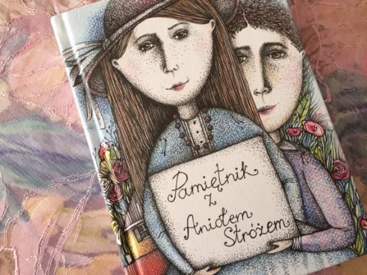 """""""Pamiętnik z Aniołem Stróżem"""" – propozycja książki dla dzieci"""