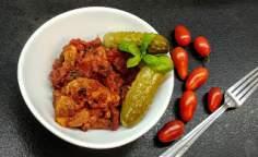 Karkóweczka w pomidorach