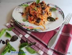 Spaghetti alla Norma – Pasta Siciliana alla Norma wg Jamiego Olivera