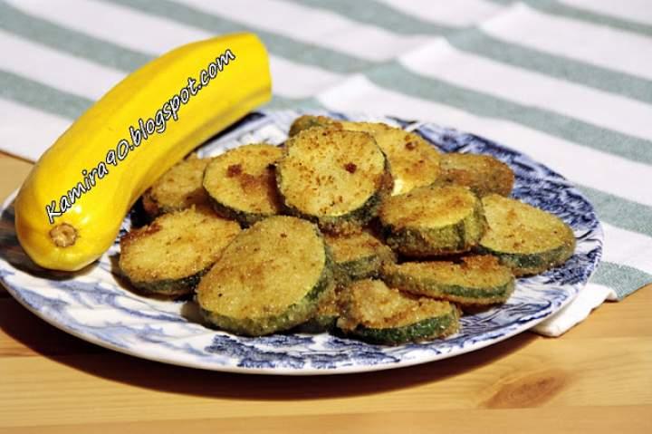 Chipsy z cukinii – szybka i smaczna przekąska