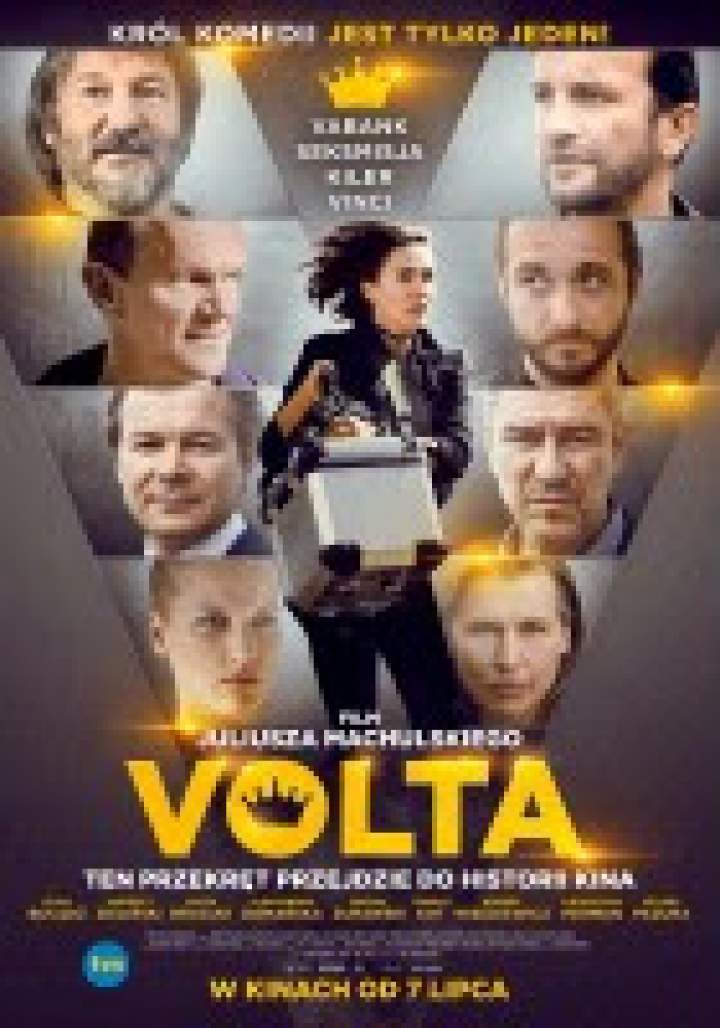 """""""Volta"""" zaproszenie na film"""