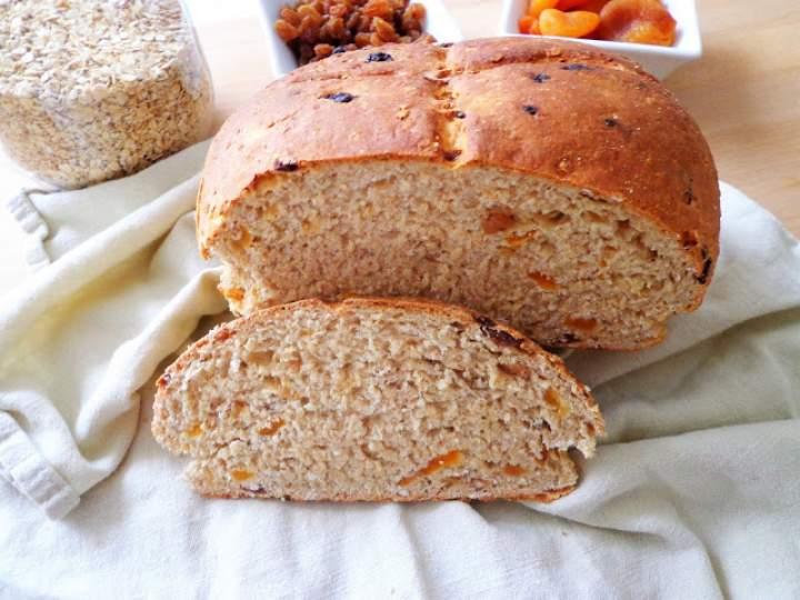 Z cyklu: Domowe pieczywo – Chleb z muesli (Pane al muesli)