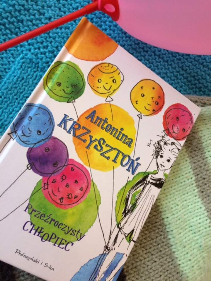 """""""Przeźroczysty chłopiec"""" – propozycja książki dla dzieci"""
