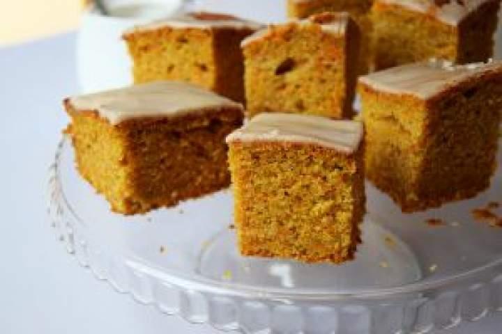 Ciasto marchewkowo-dyniowe