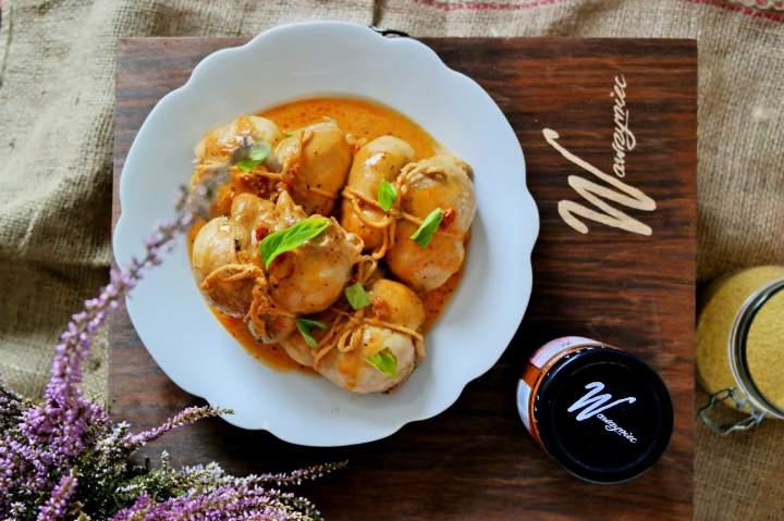 Prezenciki z kurczaka – odlotowy obiad!