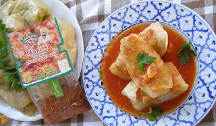 szybkowar-pyszne gołąbki z sosem ze świeżych pomidorów…