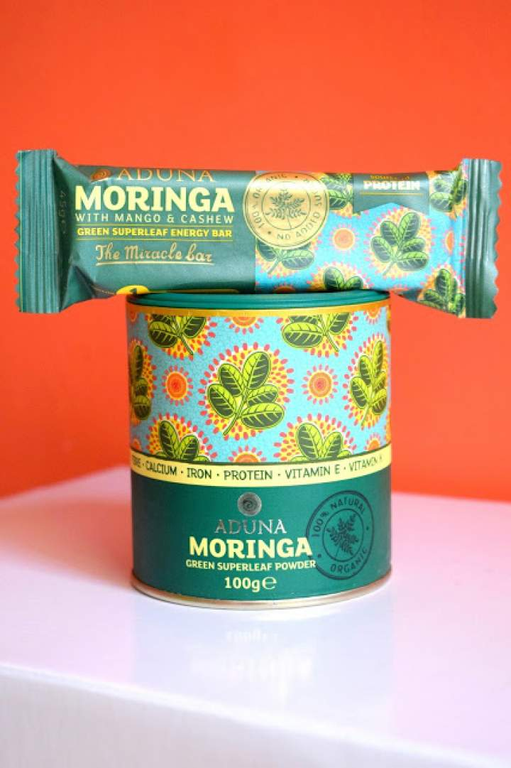 Moringa – zielony superfoods :)