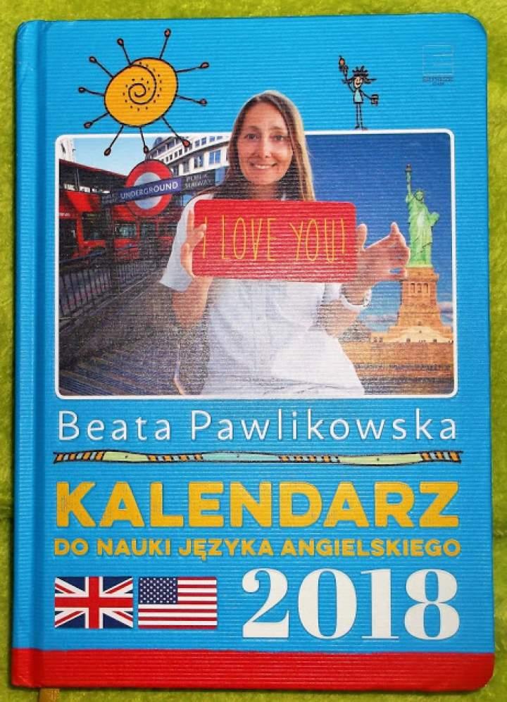 Recenzja książki: Kalendarz do nauki języka angielskiego 2018