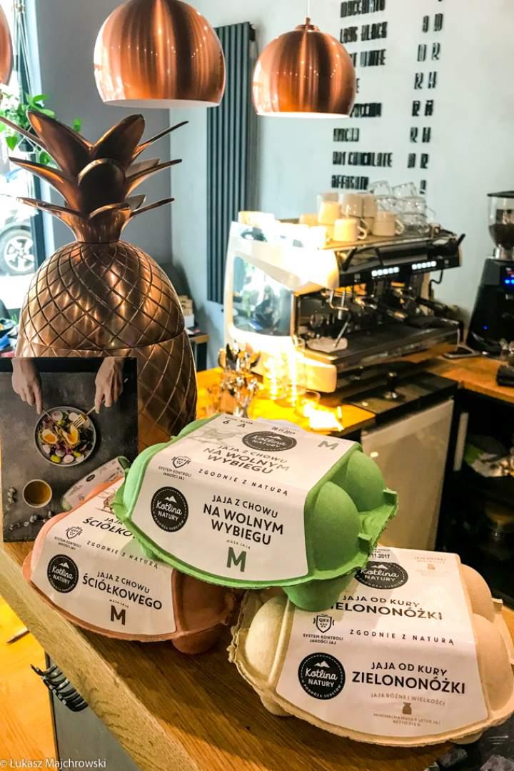 Międzynarodowy Dzień Jajka: Śniadanie z Kotliną Natury i Magazynem USTA w Egg Cafe