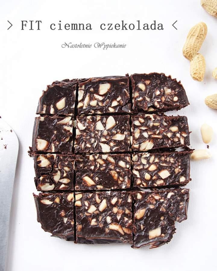 FIT ciemna czekolada