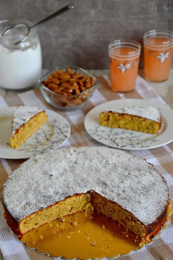 Hiszpańskie ciasto pielgrzyma – Tarta de Santiago