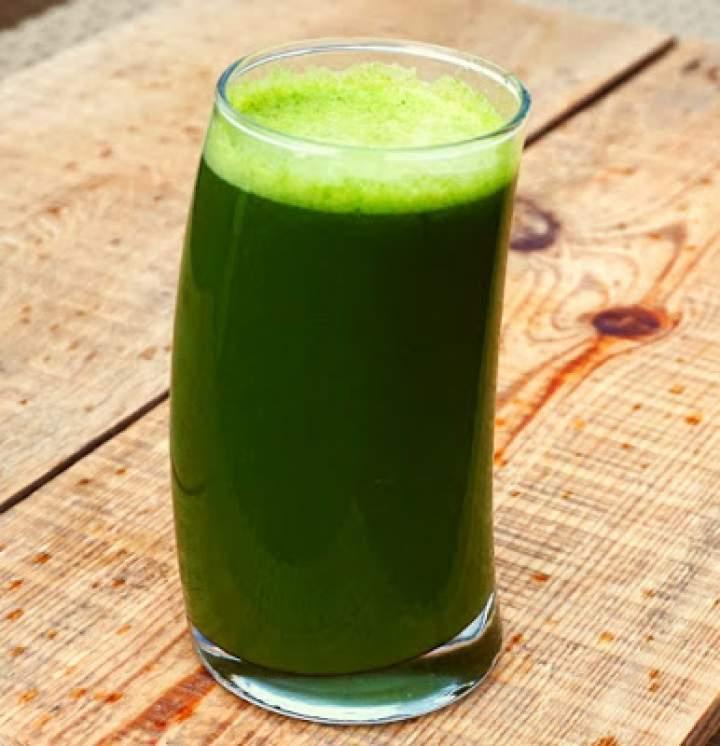 Wytrawnie:Nać selera korzeniowego i melon