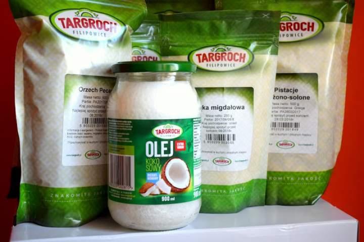 Zdrowa żywność od Targroch :)