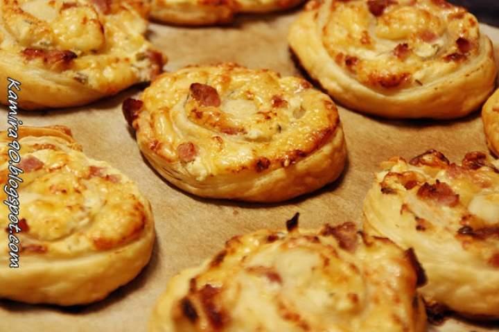 Hit imprezy francuskie ślimaki z boczkiem i cebulą
