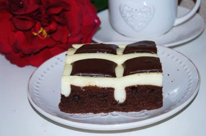 Poduszkowiec – ciasto