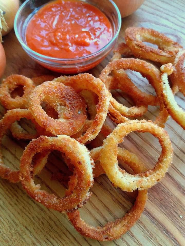 Krążki cebulowe / Onion Rings