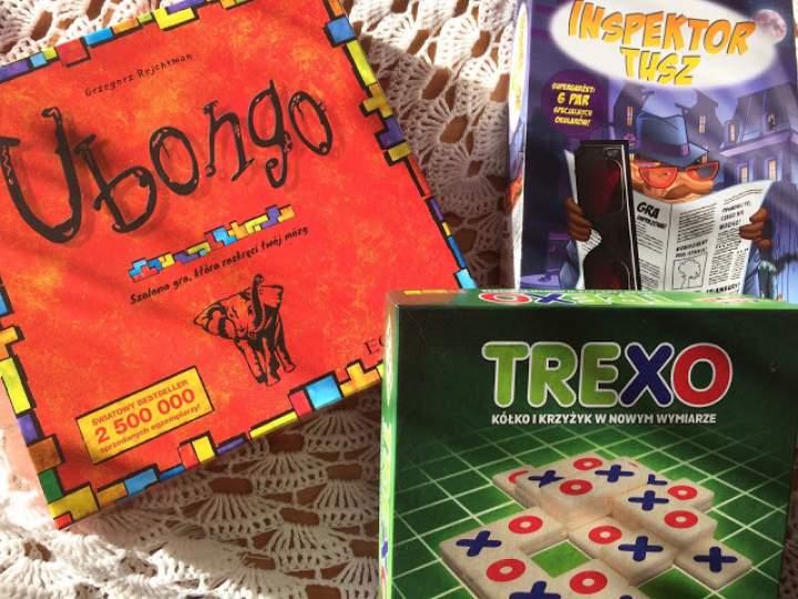 Najnowsze propozycje gier planszowych nie tylko dla dzieci