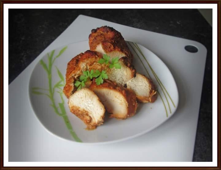 Filet z Kurczaka Miodowo-Musztardowy