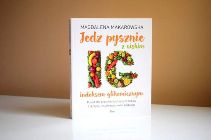 RECENZJA – Jedz pysznie z niskim indeksem glikemicznym :)