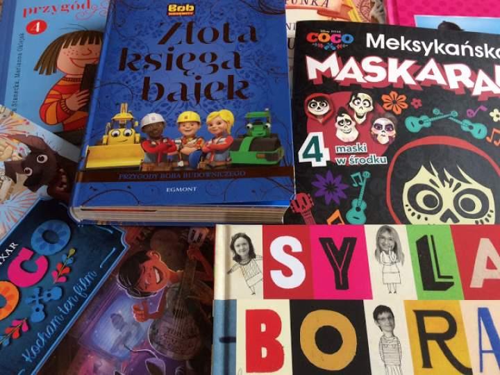 Książki dla dzieci – październikowe propozycje Wydawnictwa Egmont