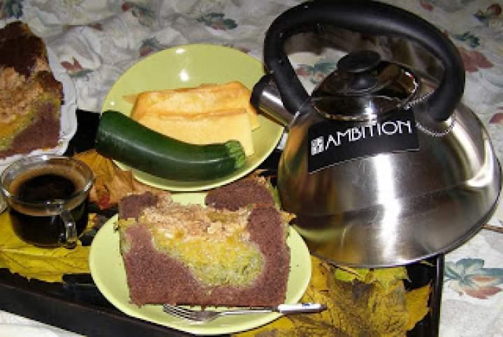 smaczne jesienne,warzywne ciasto-dynia,cukinia,fasola czarna…