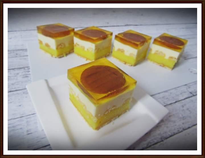 Ciasto Cytrynowo – Pomarańczowe
