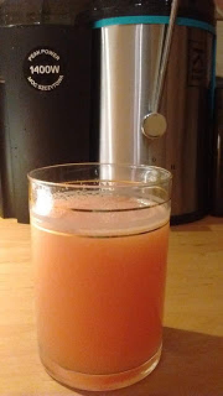 Koktajl grejpfrutowo- pomarańczowo- cytrynowy