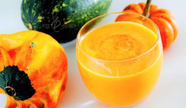 dynia + pomarańcza + imbir + cynamon