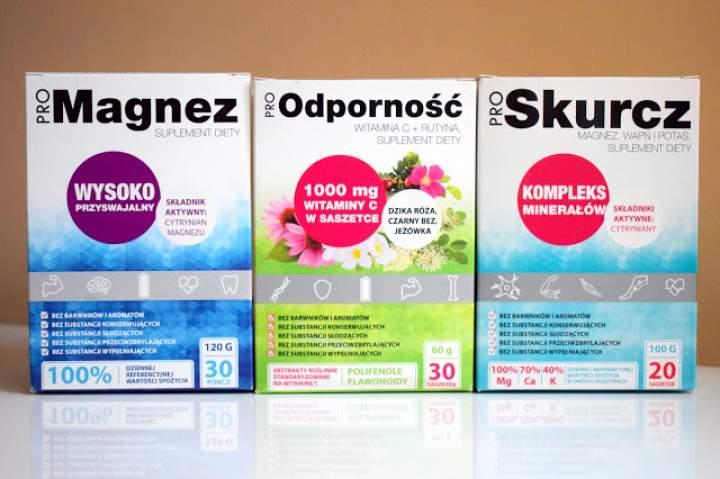 PROsuplementy – Magnez, Odporność, Skurcz :)