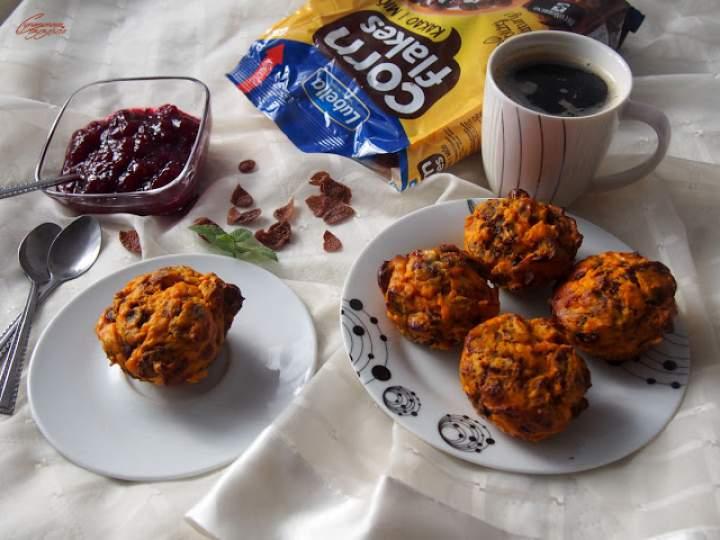 Dyniowe muffinki śniadaniowe