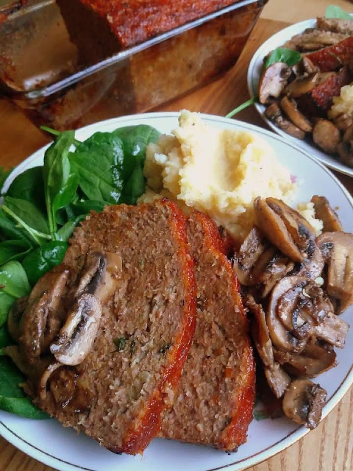 Amerykańska pieczeń z indyka / Turkey Meatloaf