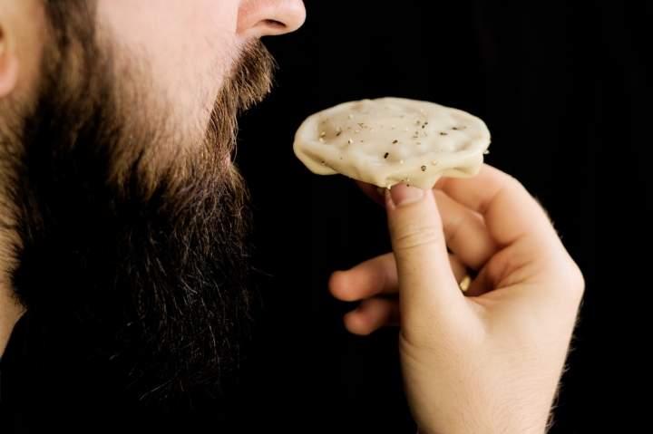 Chinkali z grzybami – gruzińskie pierogi