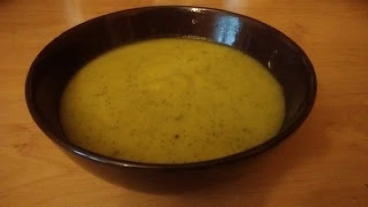 Zupa krem cukiniowo imbirowa