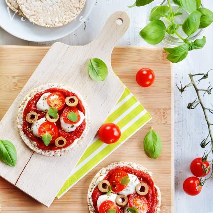 Najszybsze mini-pizze pod słońcem