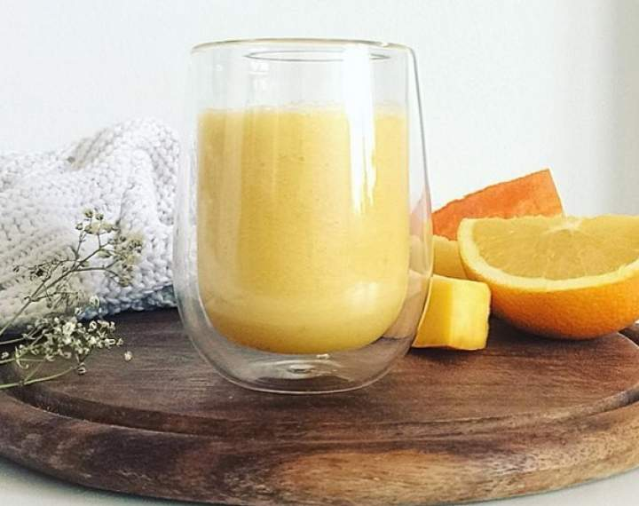 dynia + pomarańcza + cytryna