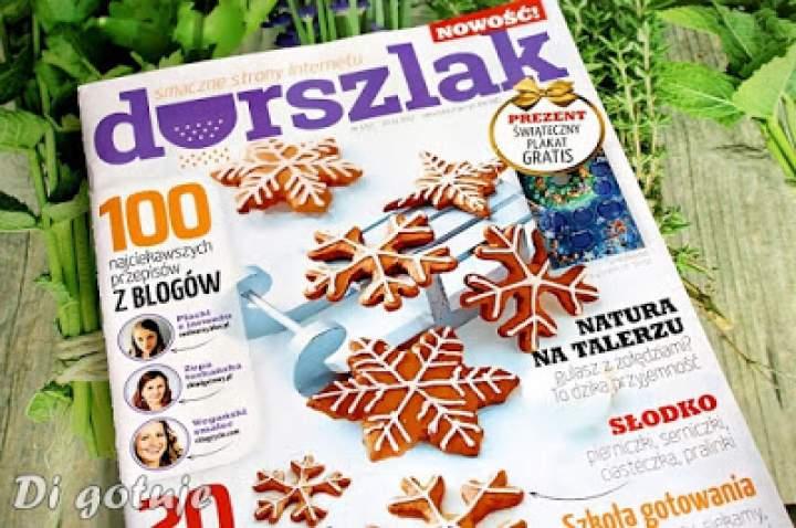 Di gotuje w magazynie Durszlak – mój mały/duży powód do dumy