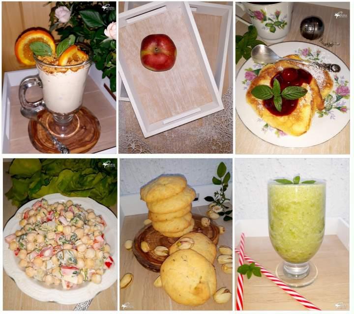 Stylowe tace śniadaniowe HOME od Emako i 5 pysznych przepisów