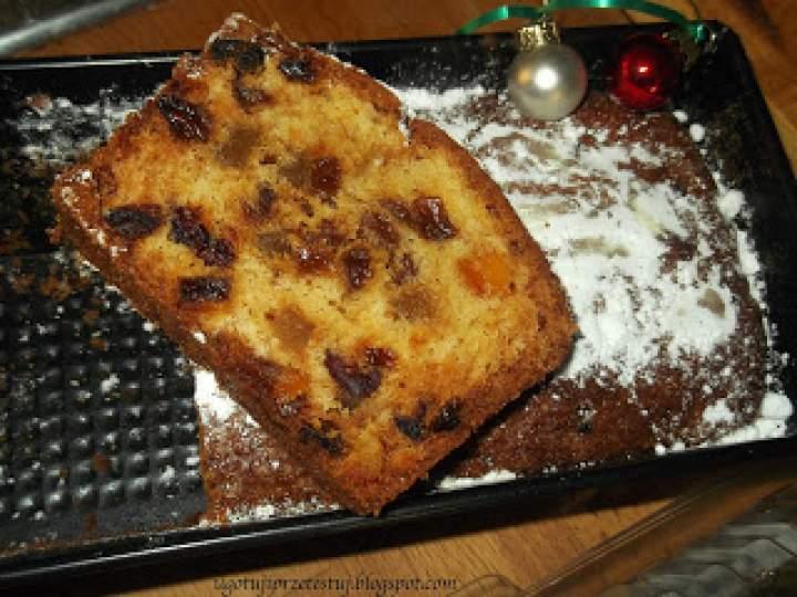 Słodkości na Boże Narodzenie
