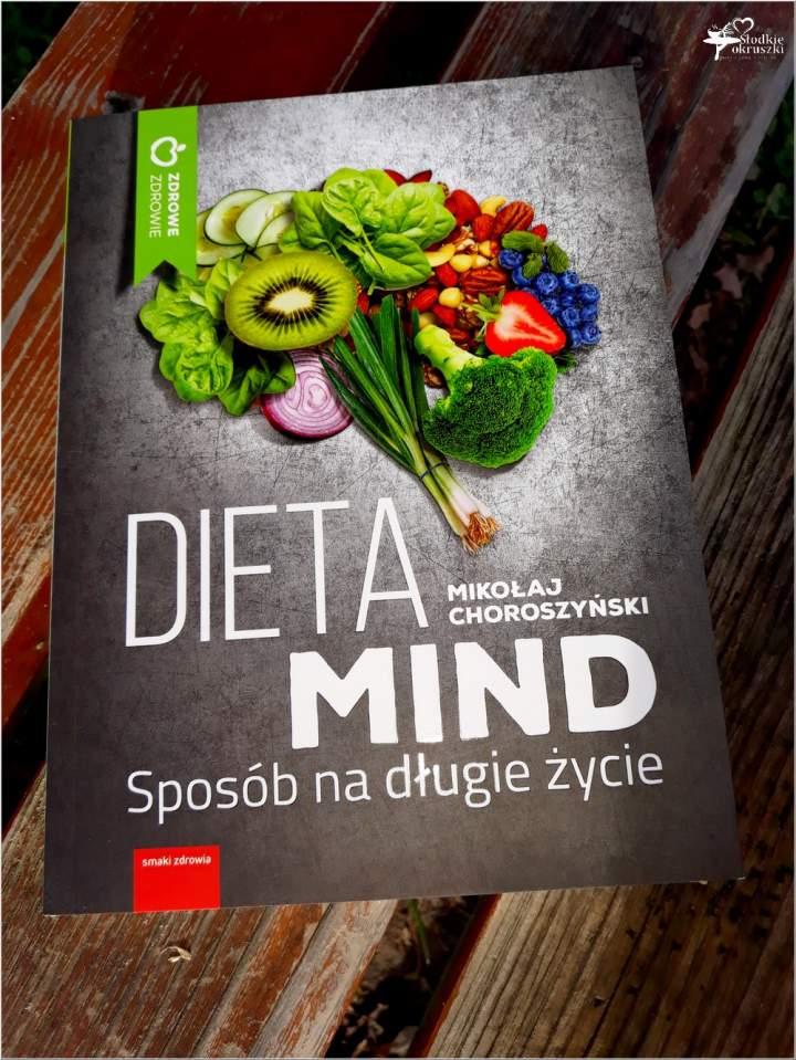 Dieta Mind Mikołaja Choroszyńskiego. Recenzja.