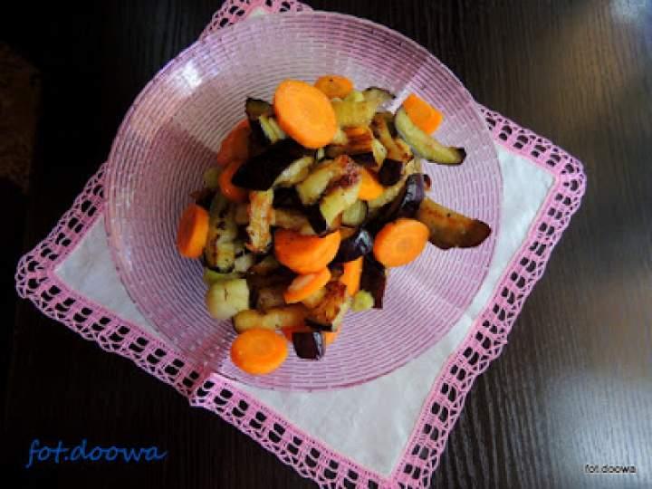 Insalata di melanzane – sałatka z bakłażanów
