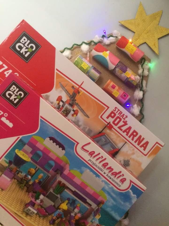 Klocki Blocki – propozycja prezentów świątecznych dla dzieci