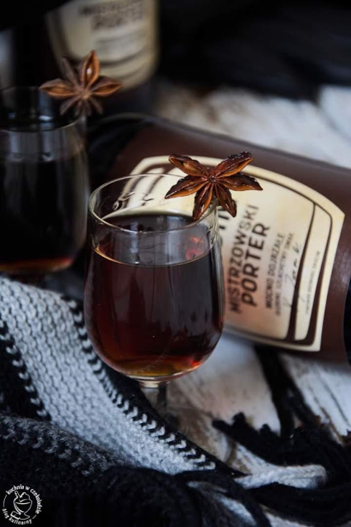 Porterówka- nalewka z piwa porter