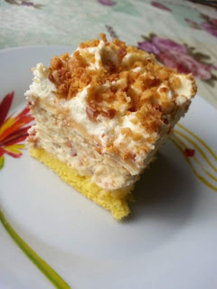 Ciasto Biały Michałek
