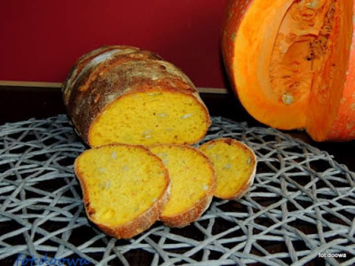 Chleb dyniowy na drożdżach