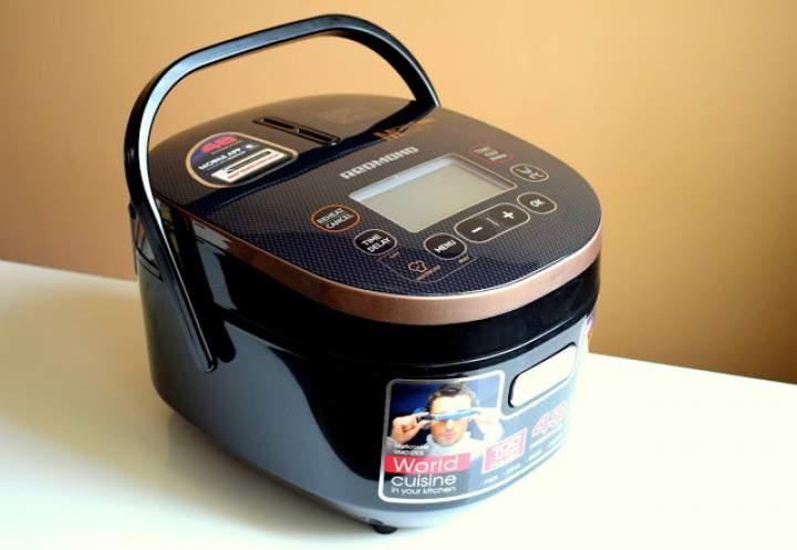 Cała kuchnia w jednym urządzeniu, czyli Multicooker REDMOND RMC-250E :)